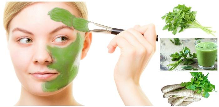 Лучшие маски от морщин из петрушки: 12 проверенных рецептов, Нет морщин