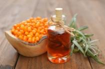 Облепиховое масло от морщин на лице: 14 лучших рецептов