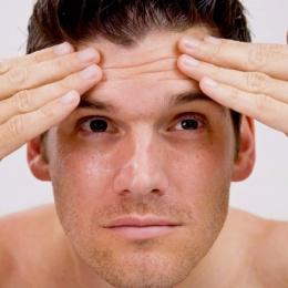 Народные средства от морщин у мужчин: эфективные рецепты домашнего приготовления