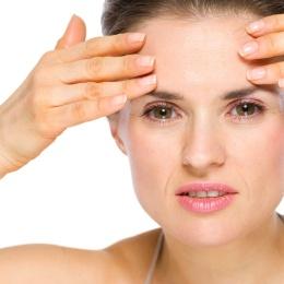 Как убрать морщины на лбу? Все средства и способы современной и народной медицины