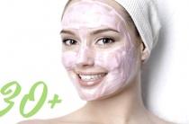 Маски от морщин на лице после 30 лет: лучшие рецепты для разного типа кожи