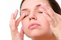 Массаж от морщин вокруг глаз: основные правила и техника проведения
