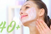 Маски от морщин на лице после 40 лет: самые эффективные рецепты