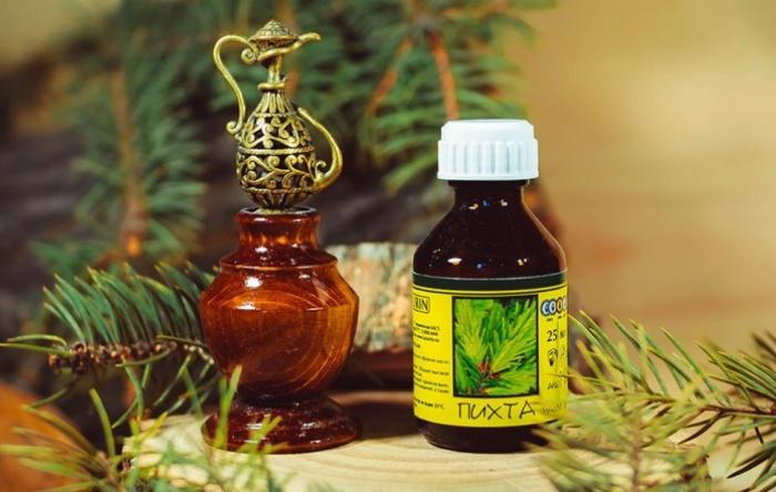 Косметическое масло пихты