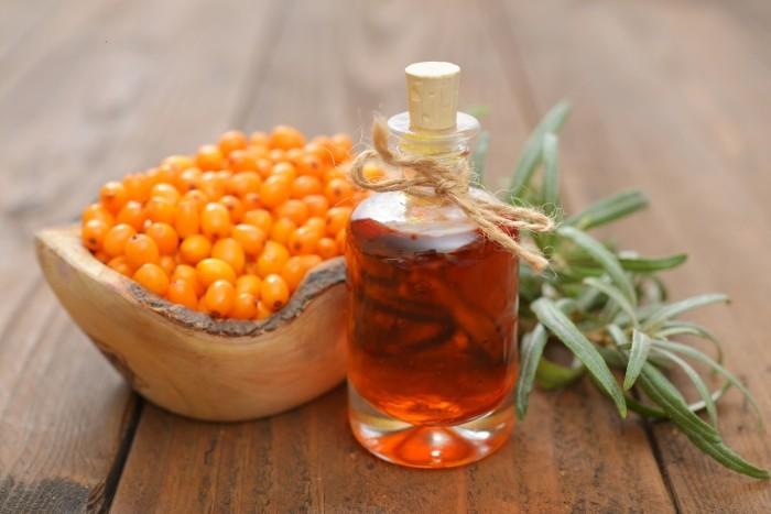 Облепиховое масло для лица от морщин
