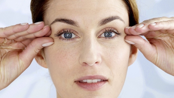Народная медицина уход за кожей вокруг глаз