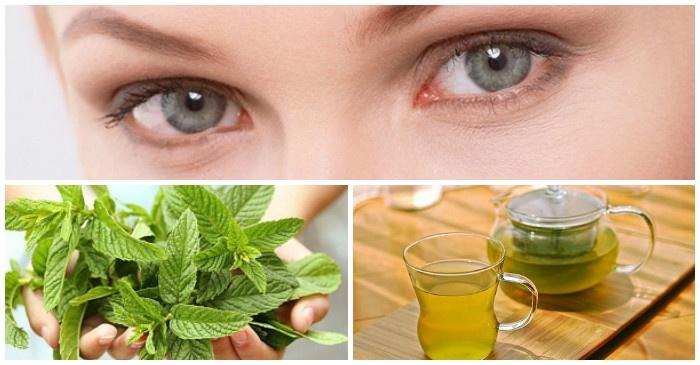 Натуральный рецепты от морщин вокруг глаз